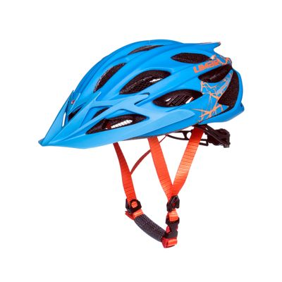 HELMET LIMAR 104 ULTRALIGHT+ Col. Blue Mat / Orange Mat  - Size: M-(53-57 cm)