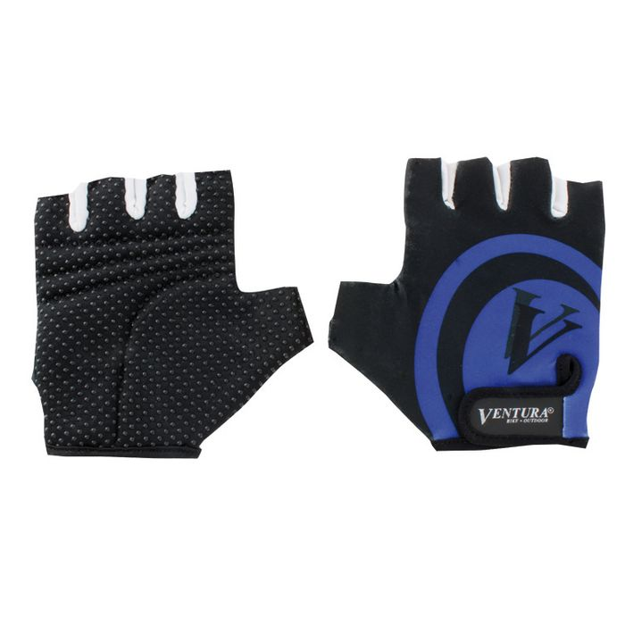"BICYCLE GLOVES  ""VENTURA"" YOUTH  - SIZE- M"