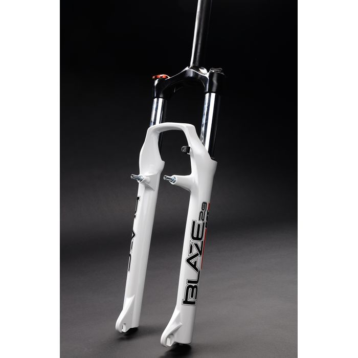 "SUSPENSION FORK  RST BLAZE 29"" TNL-28,6/320-White -A"