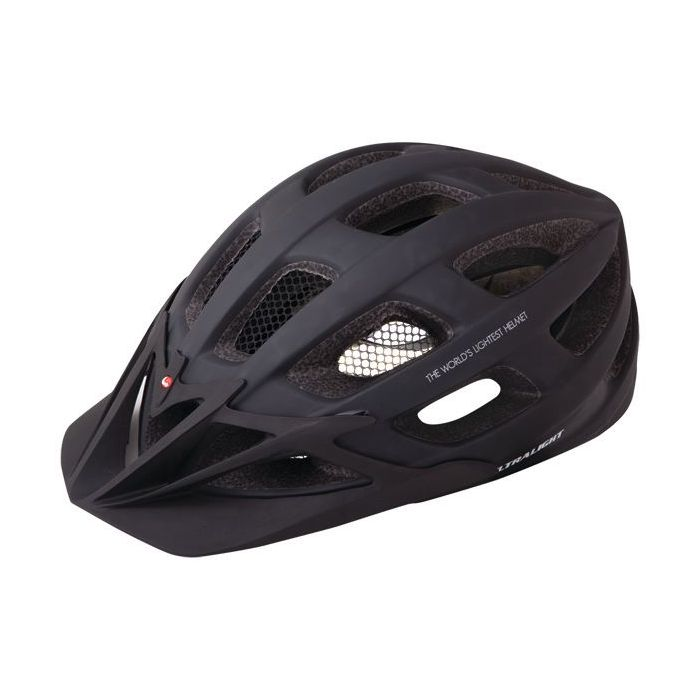 HELMET  LIMAR MODEL: ULTRALITGHT Pro 104 - L (56-61cm) - MATT BLACK