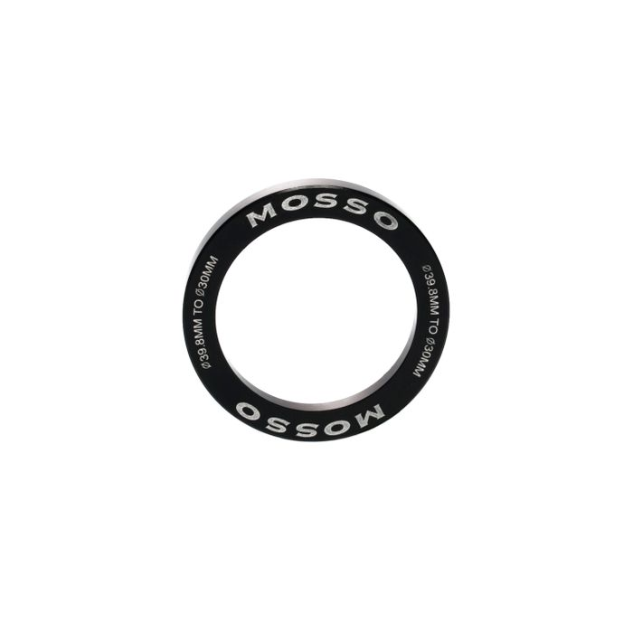 "ADAPTER FOR HEAD SET  MOSSO Z 1,1/8"" NA 1,5"" TAPERED"