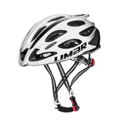 ROAD HELMET LIMAR 104 ULTRALIGHT+ Color: White/Silver - Size: L ( 57-61) cm