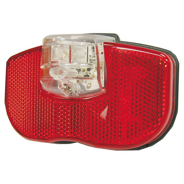 BACK LAMP , 1-LED, FOR DYNAMO -MOUBTED TO TRUNK