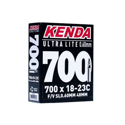 "TUBE  ULTRALIGHT "" KENDA"" 18/ 25 -622 /630 VALVE L: SV"
