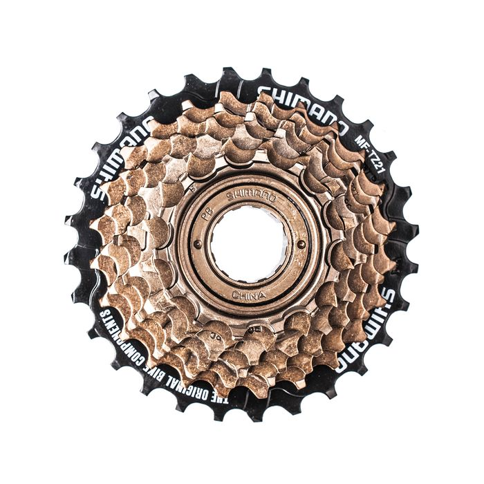 FREEWHEEL 7 SPEED BROWN INDEX 14-16-18-20-22-24-28
