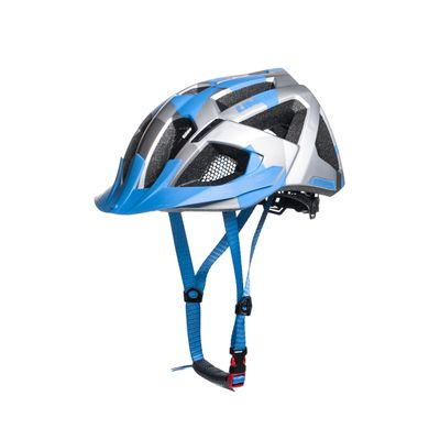HELMET MTB LIMAR X-MTB Color: Matt Blue / Matt Silver - Size: L ( 57-61) cm
