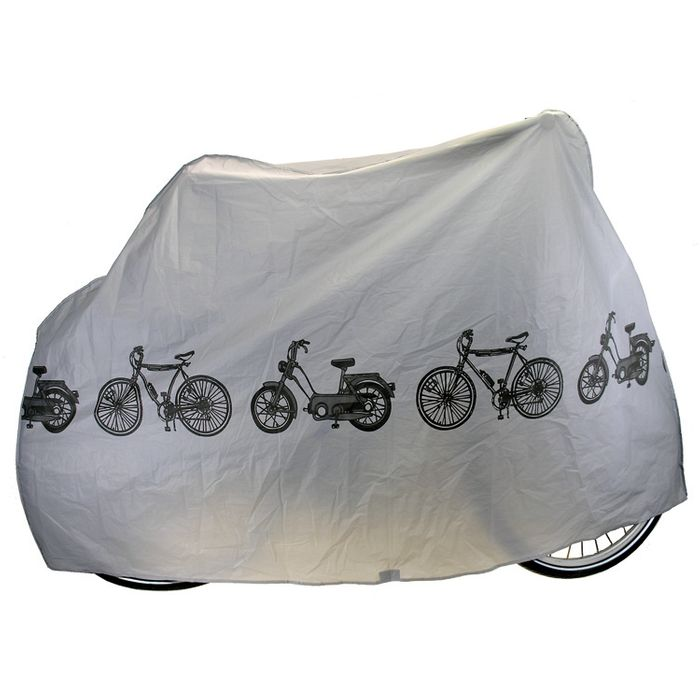 BICYCLE COVER  200x110 cm / SILVER