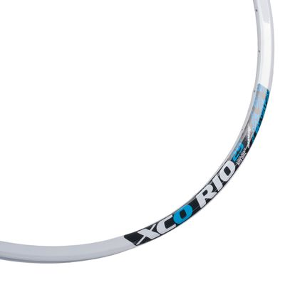 "RIM XCO RIO 29"" (622x 17) 32 holes, White colour"