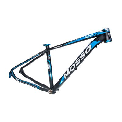 "FRAME   MTB-29"" MOSSO MOD.920XC 17"" (43cm)  Matt Black / Matt Blue / Matt White colour"