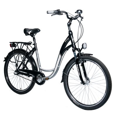 "BICYCLE   CITY BIRIA-26"" TORPEDO - 3 SPEEDS"