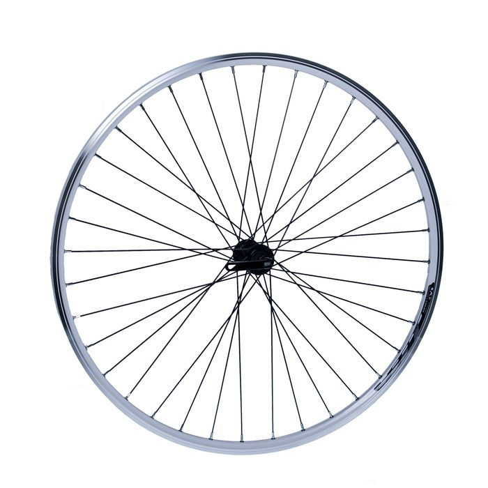 "FRONT WHEEL  REMERX HIT 28"" HUB SHIMANO HBRM70 / 36-holes White colour"