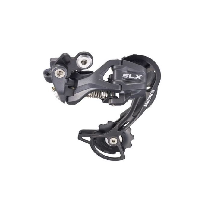 BACK DERAILLEUR SLX , 9 - speed , TYP SGS, TOP NORMAL