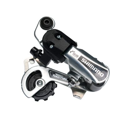 REAR DERAILLEUR  SHIMANO  TOURNEY  RD-TY21-A-SS  6- speed
