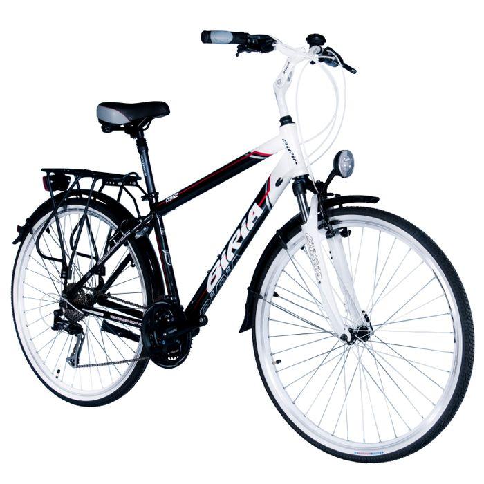 BICYCLE TREK.MALE BIRIA-ALTUS/ALIVIO 3x8-HAM.V-BRA