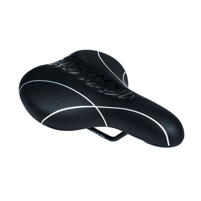 SADDLE M-WAVE MOD.6055-02 WOMMEN' S Black colour