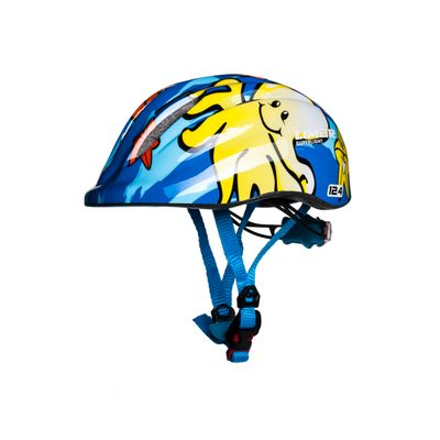 CHILDREN'S HELMET  LIMAR 124 SUPERLIGHT WAVES