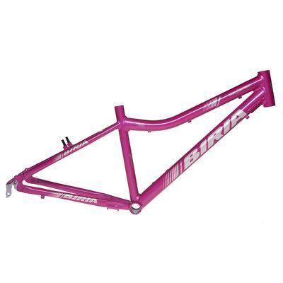 "FRAME  MTB-24""BIRIA UNISEX -14"" (35,5cm) Pink / White Line"