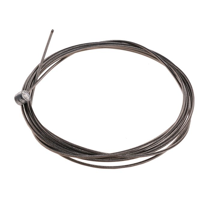 BRAKE CABLE  TYŁ 2000 mm - STAINLESS