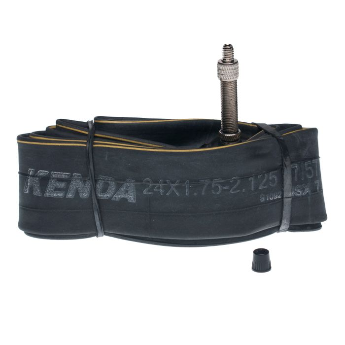 "DĘTKA ""KENDA"" MOLDED 24x1.75-2.125 (47/57-507) DV-40 mm"