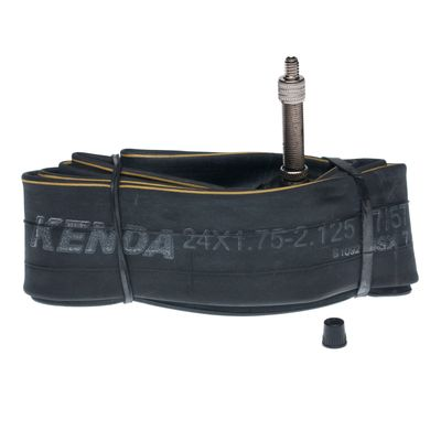 "DĘTKA ""KENDA"" MOLDED 24x1.75-2.125 (47/57-507) DV-40 mm   - Dunlop wentyl DV -40 mm / wersja OM"