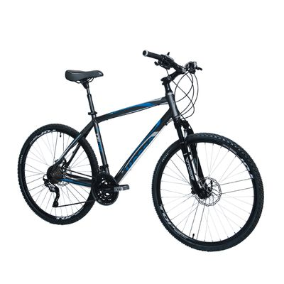 BICYCLE  CROSS MOSSO-770TB3 SHIMANO DEORE /SLX 3x10 SUSPENSION FORK RST VIVA AIR-RL