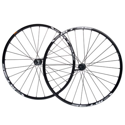"WHEEL SET SHIMANO  WH-MT35- 27,5"" CENTER LOCK Col. Black"