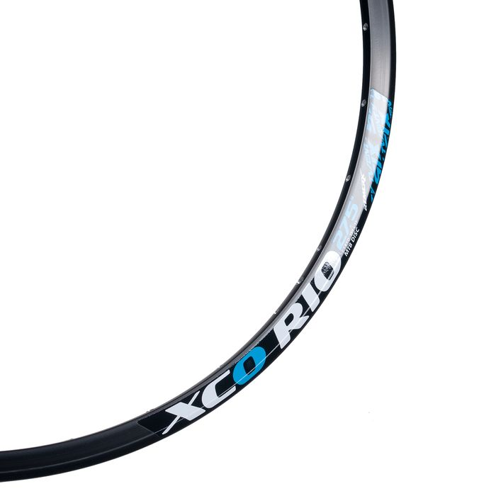 "RIM REMERX XCO RIO - 27,5""  (584 x 17) – 32 holes, Black colour , for DISC BRAKE"
