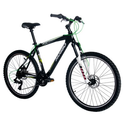 "BICYCLE MTB-26"" MOSSO ""CHALLENGER""-SHIMANO TOURNEY TX-3x7  - Frame Size: 18"""