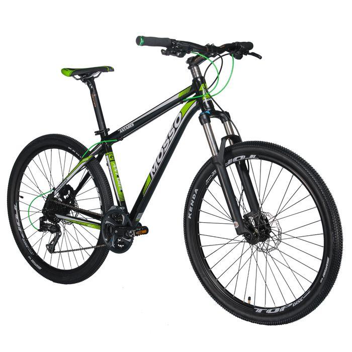 """BICYCLE  MTB-27,5"""" ANTARES SHIMANO TX/ALIVIO 3X8"""