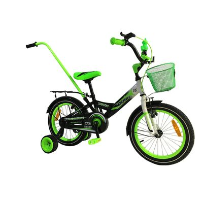 "CHILDREN'S BICYCLE- 16"" JUNIOR GREEN"