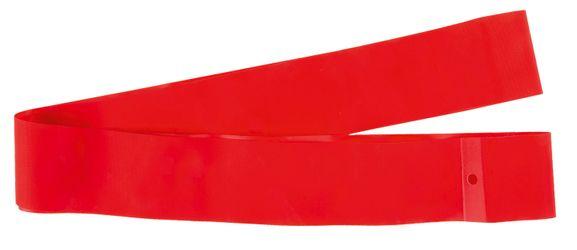 """OPASKA NA OBRĘCZ """"KENDA - 26""""x 65mm / HP DO ROWERÓW FAT BIKE - Kol. Czerwony"""