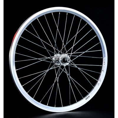 "FRONT WHEEL -20"" RIM  REMERX DRAGON L -719 mounting for nuts - Silver colour"