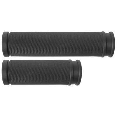 "RĄCZKI M-WAVE ""CLOUD SLIC""-CZARNE-130 mm+85 mm"