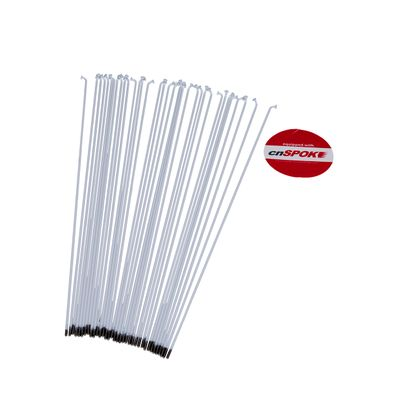 SPOKE CN-SPOKE STAINLESS White colour - 252 mm