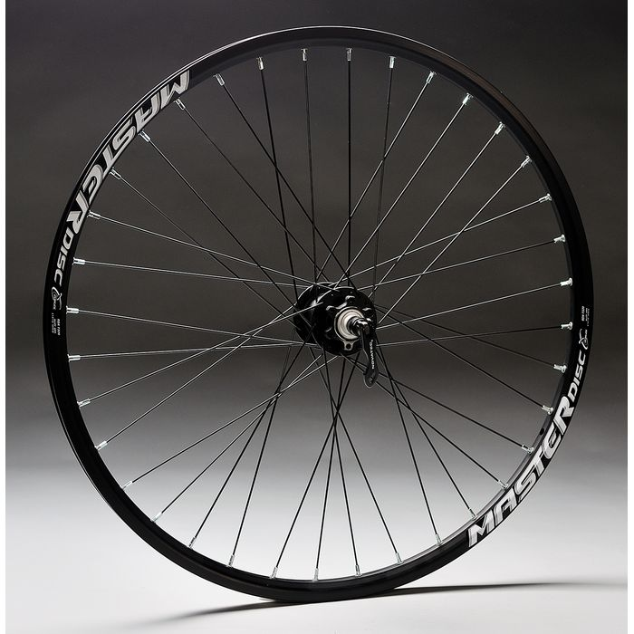 "WHEEL 26""P.NOVATEC-DISK 8/9/10-BLACK.M. DISC-BLACK BACK"