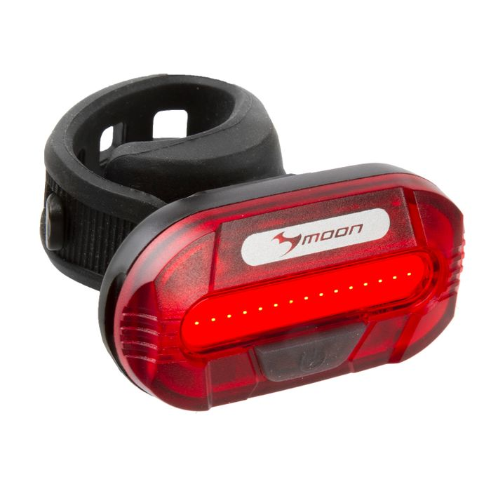 "REAR LIGHT "" MOON"" - 15- LED 5"