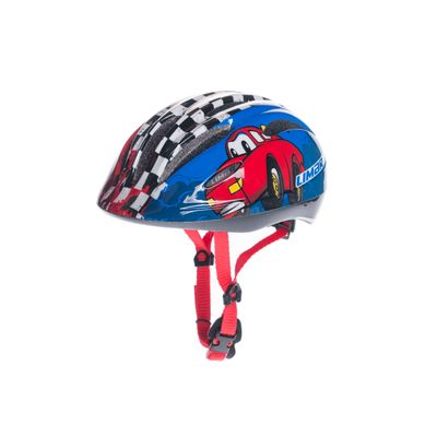 HELMET FOR KIDS LIMAR 242 Col .Racing patern - Size: S (46-51 cm )