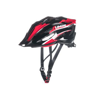HELMET MTB LIMAR 757 Superlight - M (52-57 cm) BLACK / RED
