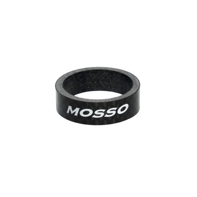 "DISTANCE SPACER FOR HEAD SET CARBON MOSSO 1 1/8""-10 mm - size: 29x35x10 mm"