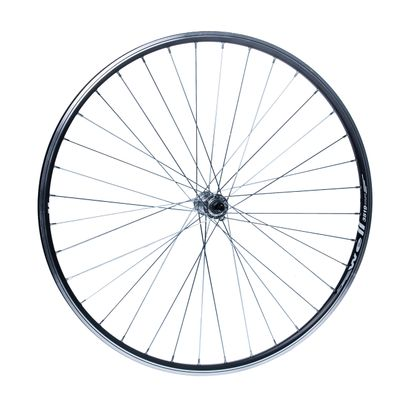 "FRONT WHEEL  REMERX WELL 28"" HUB JOYTECH / 36-holes Black colour"
