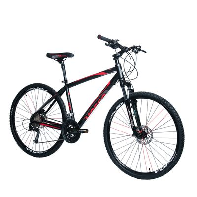BICYCLE   CROSS MOSSO - 770TB3  SHIMANO ALIVIO 3x9  SUSPENSION FORK RST NEON RL