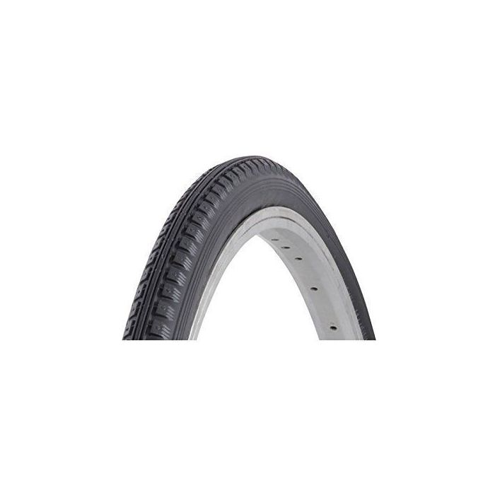 "TIRE  KENDA ""K-143"" 24x1 3/8 -(37-540)- BLACK"
