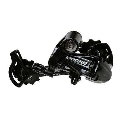 REAR DERAILLEUR 9 RZ. TYP SGS NORMAL-Black colour