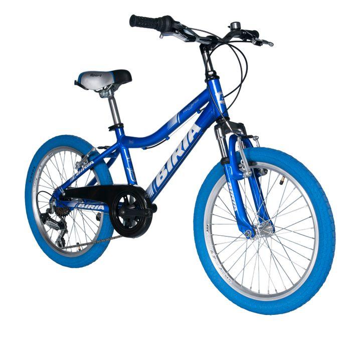 "BICYCLE  BIRIA ALU MTB 20""SH/TX-6 B.DUMPER"