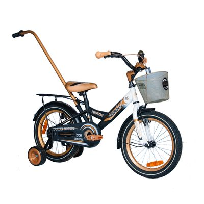"CHILDREN'S BICYCLE- 16"" JUNIOR YELLOW"