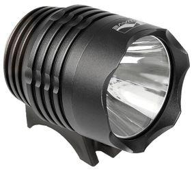 """LAMPA BATERYJNA """"M-WAVE""""X-POWER 900"""" -PRZÓD"""