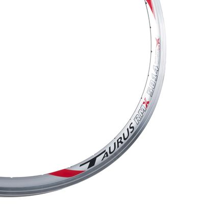 "RIM REMERX - TAURUS - 28""  (622 x 14)   Silver colour - 32 otwory"