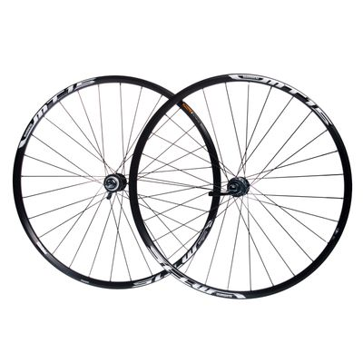 "WHEEL SET SHIMANO  WH-MT15-A 27,5"" CENTER LOCK Col. Black"