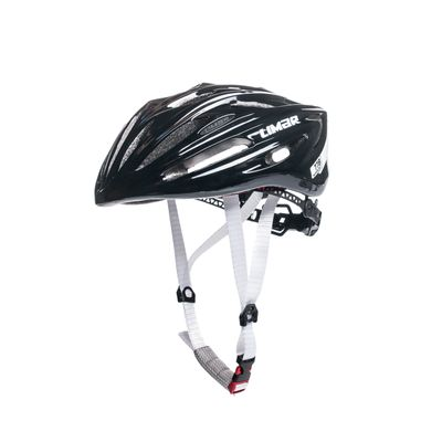 ROAD HELMET  LIMAR 778 M (52-57 CM) SUPERLIGHT BLACK / WHITE