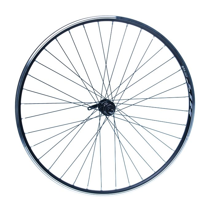 "REAR WHEEL REMERX HIT 28"" HUB  JOYTECH / 36-holes Black colour"